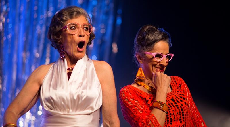 Teatro Arthur Azevedo recebe curta temporada do espetáculo A Dança das Vedetes