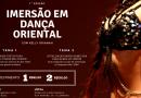 Kelly Orianah realiza curso de imersão em Dança Oriental