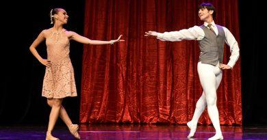 Segunda edição do Recital Rony Leal reúne grupos de ballet de Porto Alegre
