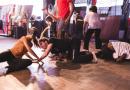Dançarinos apresentam espetáculo e ministram oficinas sobre a relação do corpo cego e o que enxerga