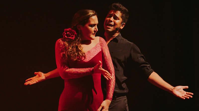 Show leva a potência da dança flamenca e os elementos da natureza