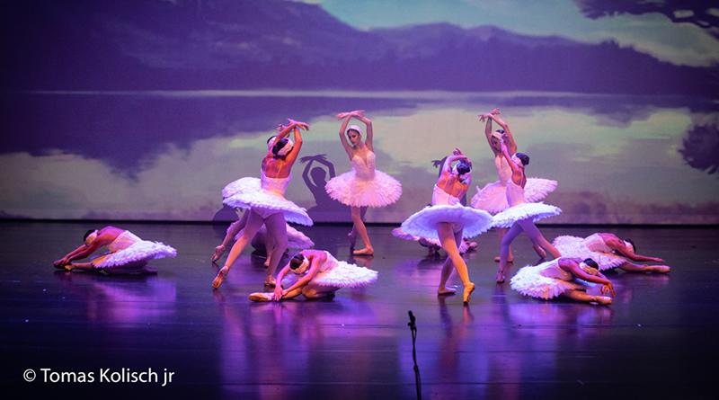 Ballet Paraisópolis realiza exame de seleção de novos alunos
