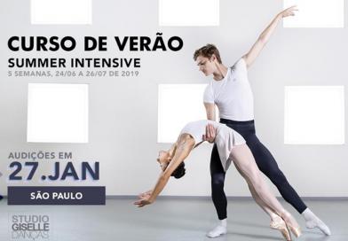 Audições – Miami City Ballet