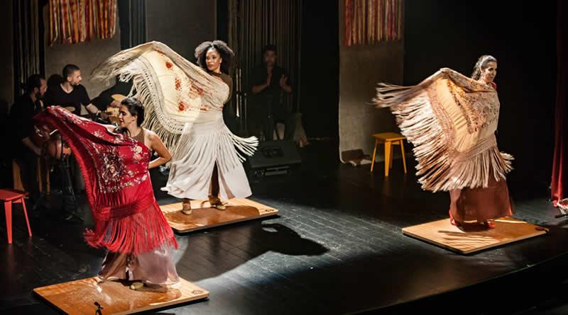 (En) Clave Cia de Dança apresenta ABOIO espetáculo de dança e música flamenca