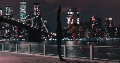 O Ballet fora do Brasil é…