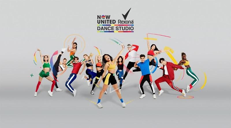 Rexona e Fit Dance promovem audições que vão escolher brasileiros para gravar o novo clipe de Now United no Brasil