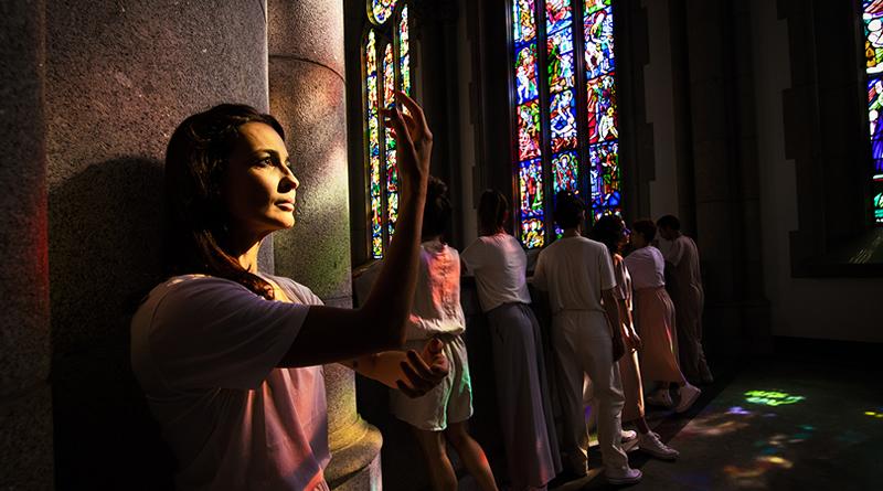 Balé da Cidade de São Paulo estreia Biblioteca de Babel e realiza intervenções artísticas em templos religiosos