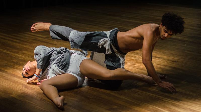BORRA, novo espetáculo da Dinamosfera Companhia de Dança estreia no Teatro Cacilda Becker