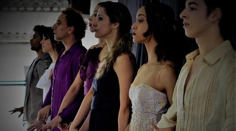 Sopro Cia. de Dança estreia BIOGRAFIA