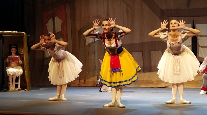 Artisan Ballet abre processo seletivo para bolsas de estudos no Programa de Treinamento de Talentos 2020